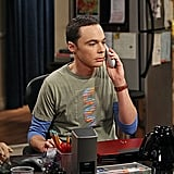 The Big Bang Theory Jim Parsons in the season premiere of The Big Bang Theory, airing Sept. 26 on CBS.