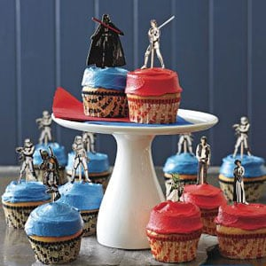 Star Wars Cupcake Decorating Kit