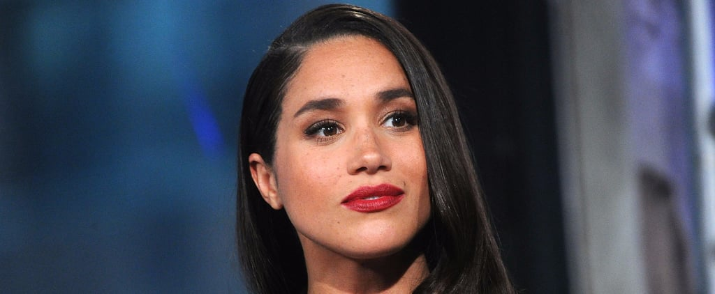 Meghan Markle's Essay About Menstruation in India