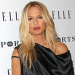 Photos of Rachel Zoe in Off the Shoulder Dress at Elle Women in Television Party