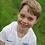 Prince George's Birthday Portrait July 2019