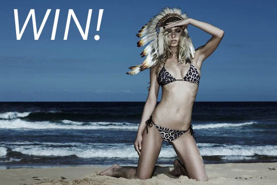 Enter to WIN FabSugar Australia Competition for a Free One Teaspoon Swimsuit! It's So Easy to Enter!