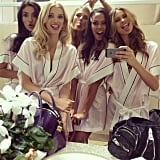 So this is what Angels do on a bathroom break! Source: Instagram user behatiiprinsloo
