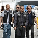 Charlie Hunnam on Sons of Anarchy Pictures