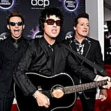Green Day at the 2019 American Music Awards