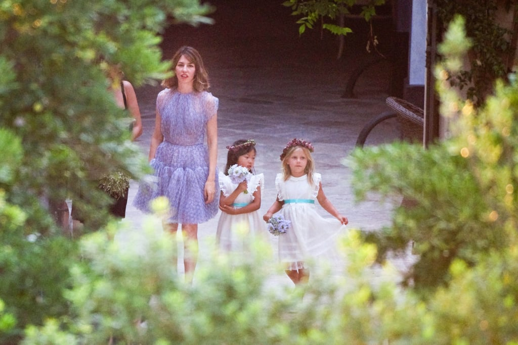 Sofia Coppola Wedding Dress