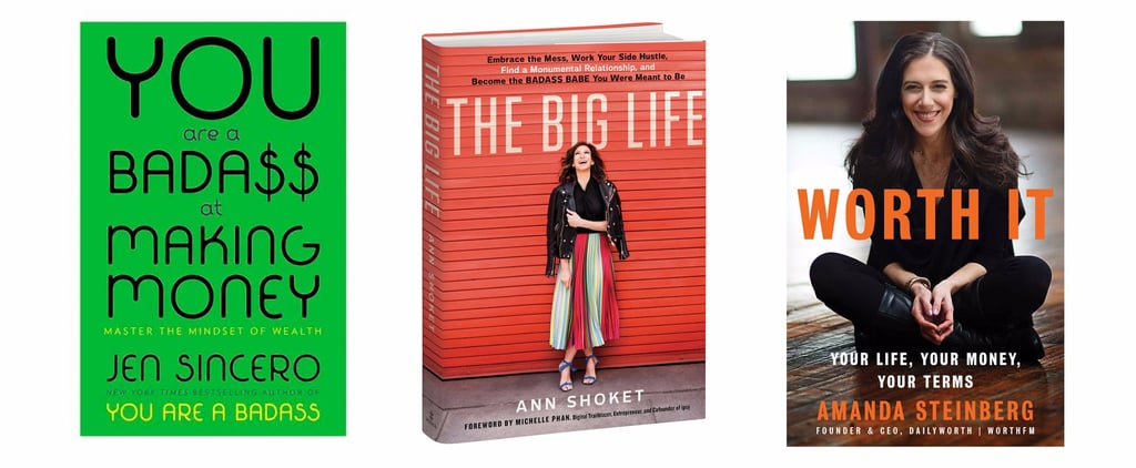 Springtime Inspiration: 9 New Money and Career Books by Female Authors