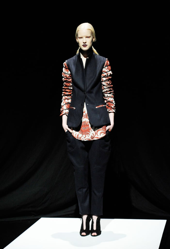 Fall 2011 New York Fashion Week: Vacca