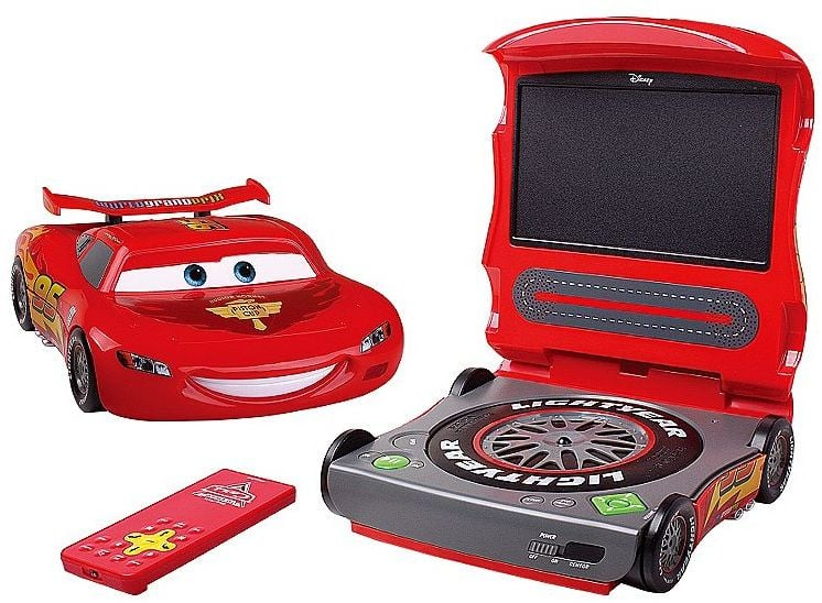 disney cars 7 portable dvd player 80 5 items for. Black Bedroom Furniture Sets. Home Design Ideas
