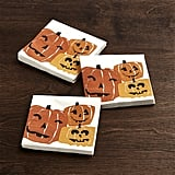 Halloween Pumpkins Paper Beverage Napkins ($5 set of 20)