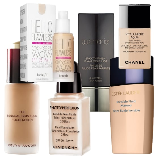 Liquid Foundations For Fall