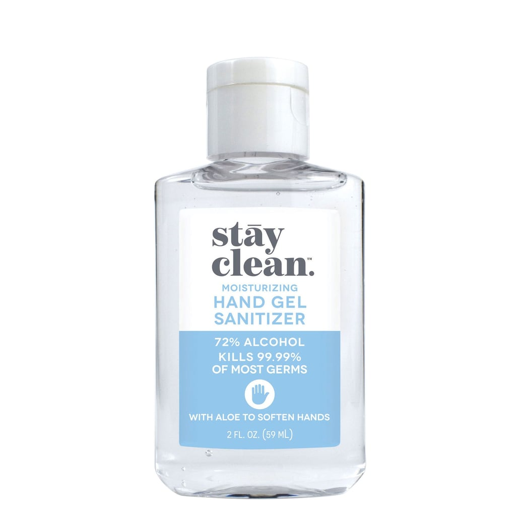 Stay Clean Hand Sanitizer Gel