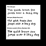 Turn Your Handwriting Into a Font For $9