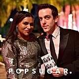 Pictured: Mindy Kaling and BJ Novak