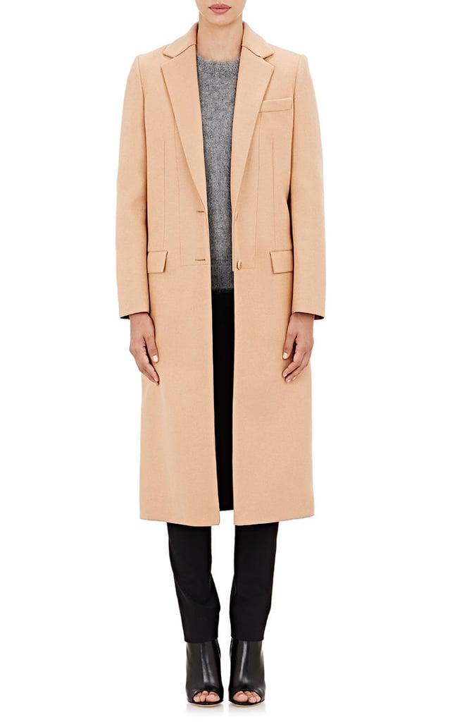 Cédric Charlier Long Coat ($1,735)