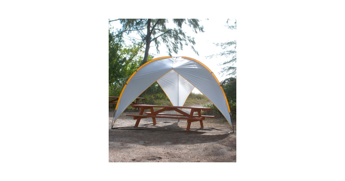 Maximize your shaded space with Abo Gearu0027s Tripod Beach Shelter ($88 | Best Beach Umbrellas For Kids | POPSUGAR Moms Photo 6  sc 1 st  PopSugar & Maximize your shaded space with Abo Gearu0027s Tripod Beach Shelter ...
