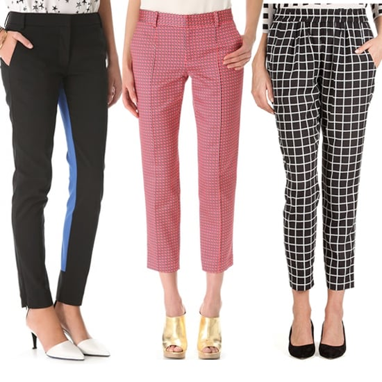 The Top 10 Cropped Trousers To Buy Now
