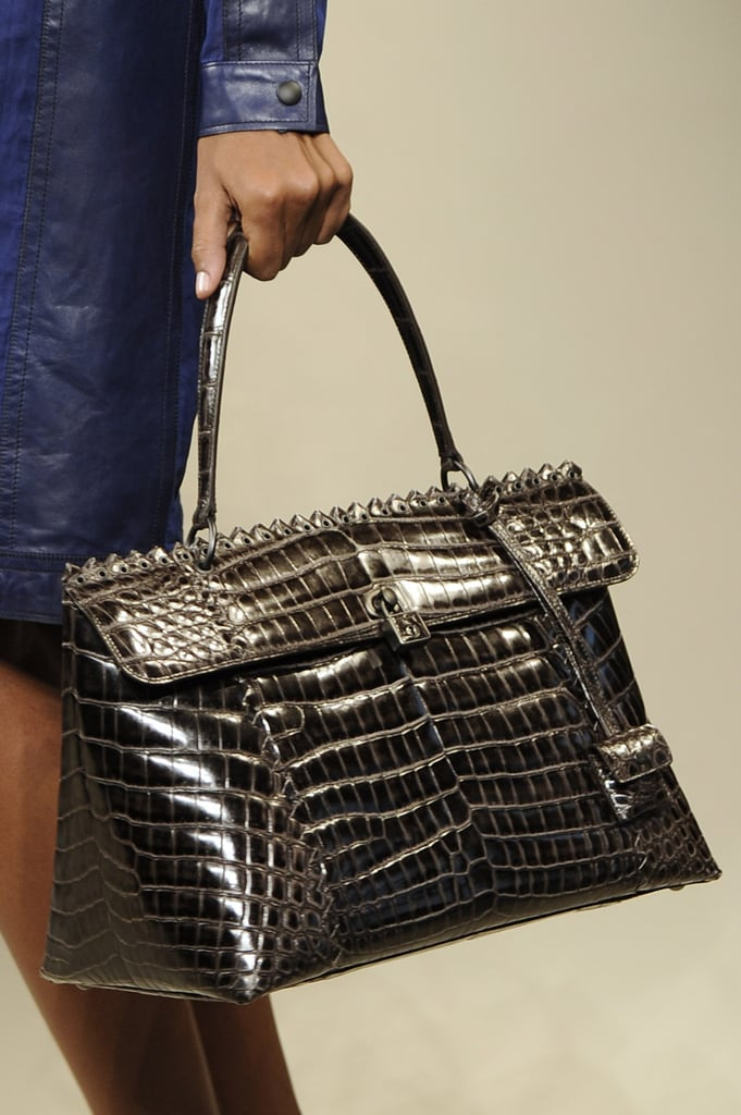 Top Designer Handbags from 2012 Milan Spring Summer ...