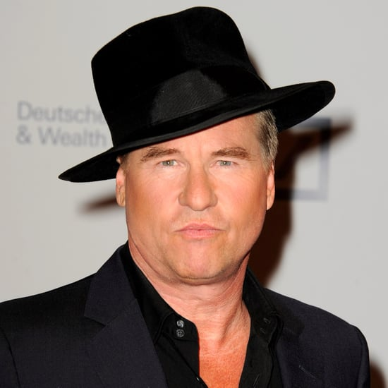 Val Kilmer Talks About Having Cancer