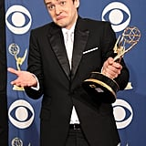 Justin Timberlake at the 2009 Emmy Awards