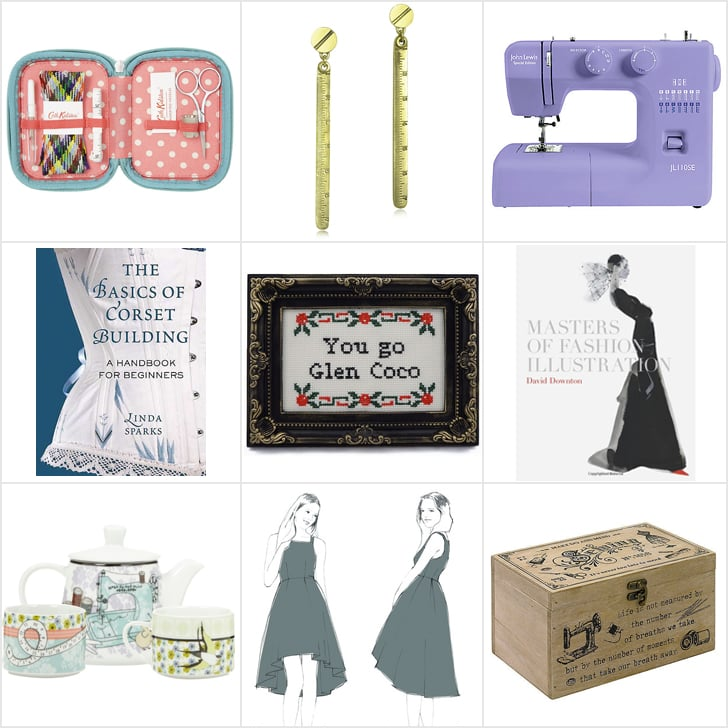Gift Guide | Craft & Sewing Gifts For Fashion Fans