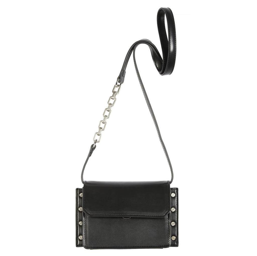 Topshop Casady Chain Detail Cross-Body Bag