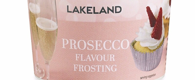 Cheers! Prosecco-Flavored Cupcake Frosting Exists, but There's a Catch