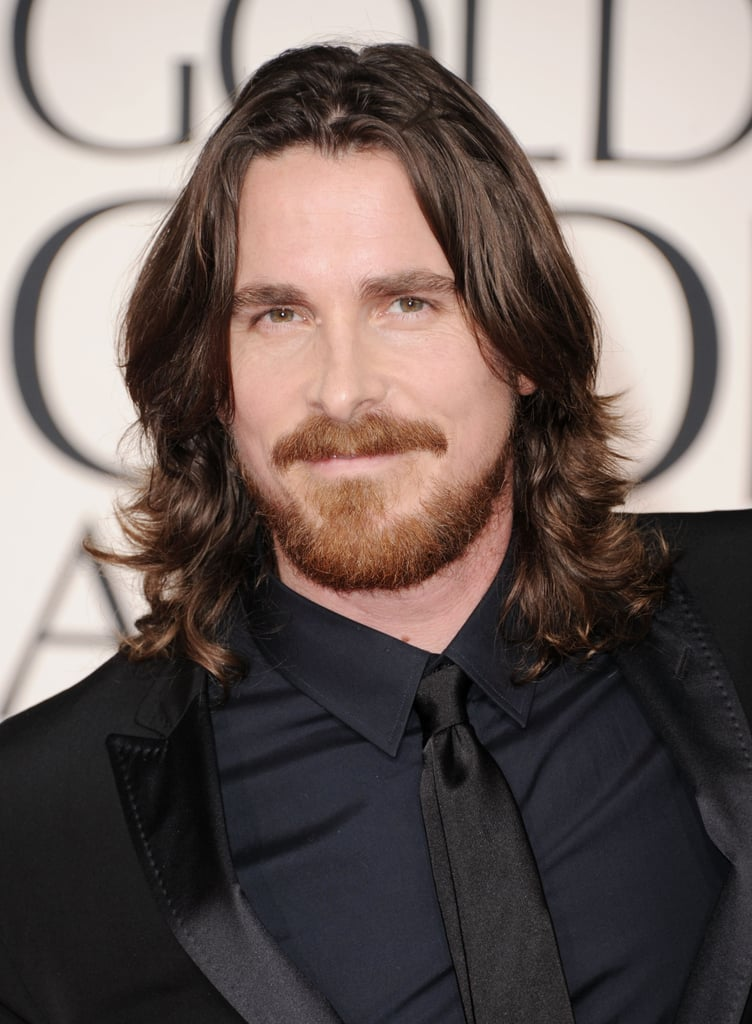 Male Celebrities With Long Hair | POPSUGAR Beauty