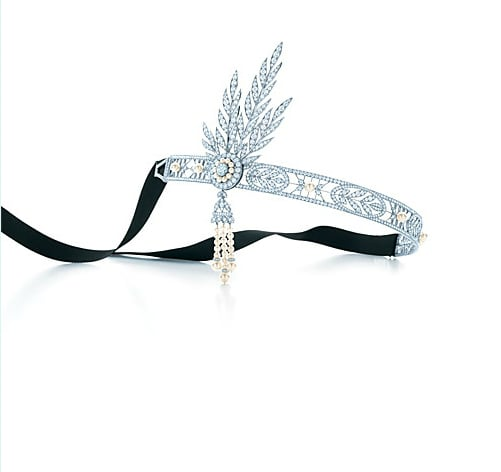 If you're seriously committed to getting the look, then we have the ultimate investment piece: Tiffany & Co's headpiece ($200,000) was crafted exclusively for The Great Gatsby.