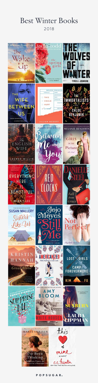 Best Winter Books 2018 | POPSUGAR Entertainment