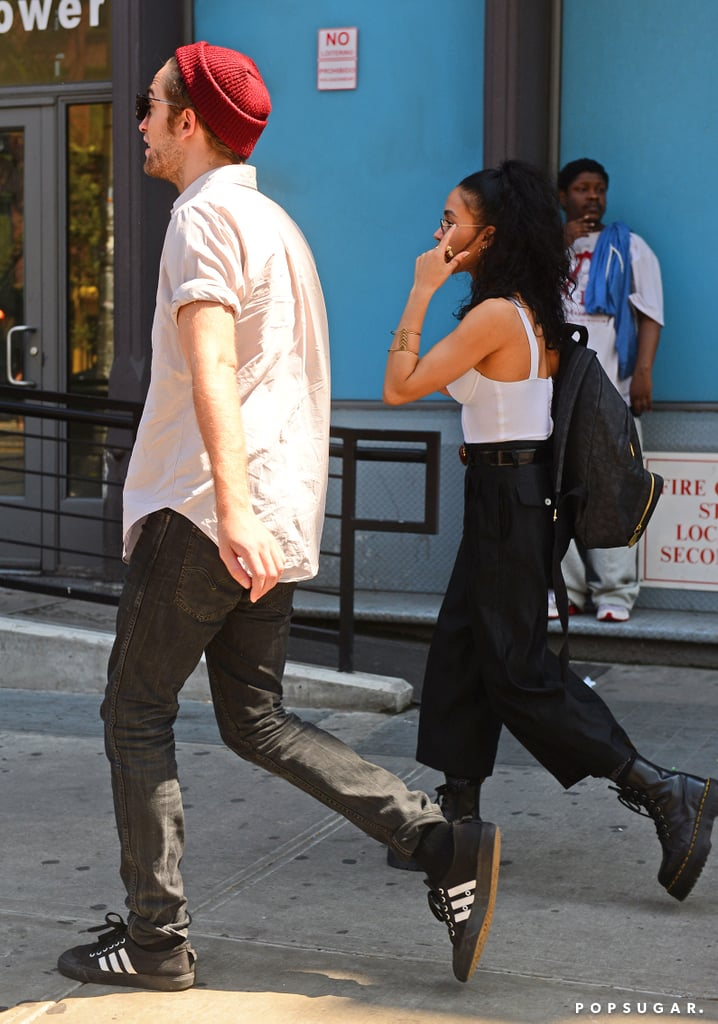 Is This Robert Pattinson's New Girlfriend?