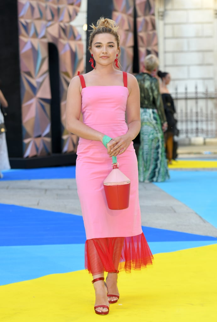 Florence Pugh at Royal Academy of Arts Summer Exhibition Preview Party