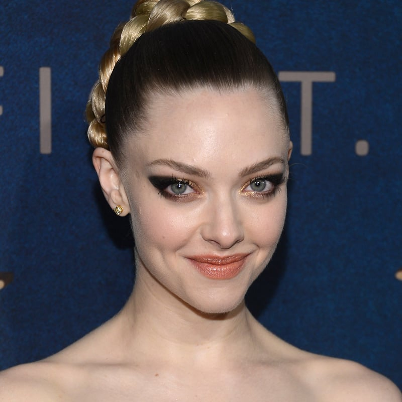 Amanda Seyfried's Dramatic Eye