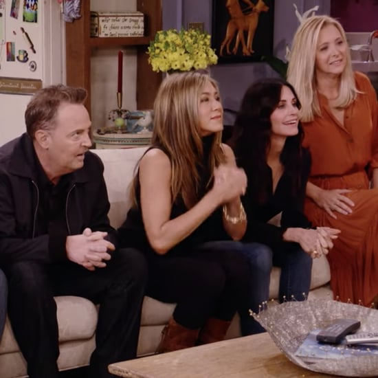 Watch the Trailer For the Friends Reunion