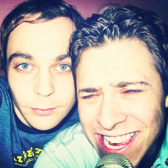 Jim Parsons and Todd Spiewak Anniversary Photo 2016