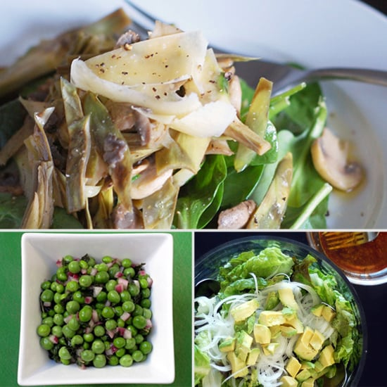 Springtime Salads With In-Season Ingredients