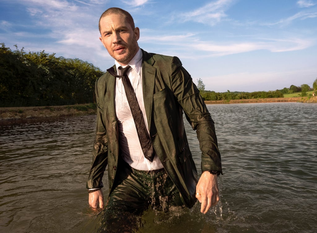 Tom Hardy in Esquire September 2018