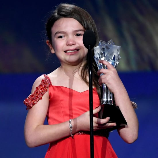 Brooklynn Prince Acceptance Speech at Critics' Choice Awards