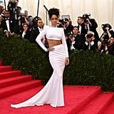 Rihanna at the 2014 Met Gala