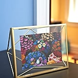 Memorable Dimension Single-Photo Frame in Gold ($18)
