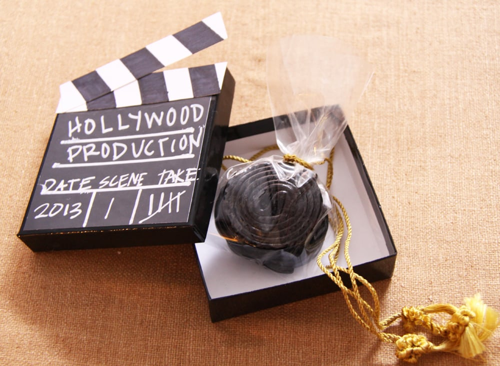 Clapperboard Gift Boxes