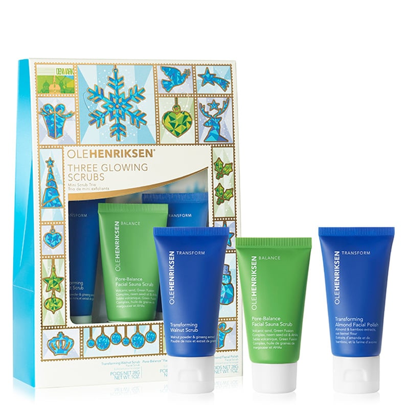 Ole Henriksen Three Glowing Scrubs