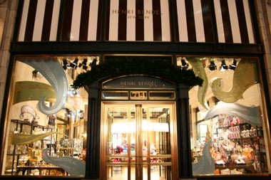 The Pop-Up Popgadget Shop at Henri Bendel