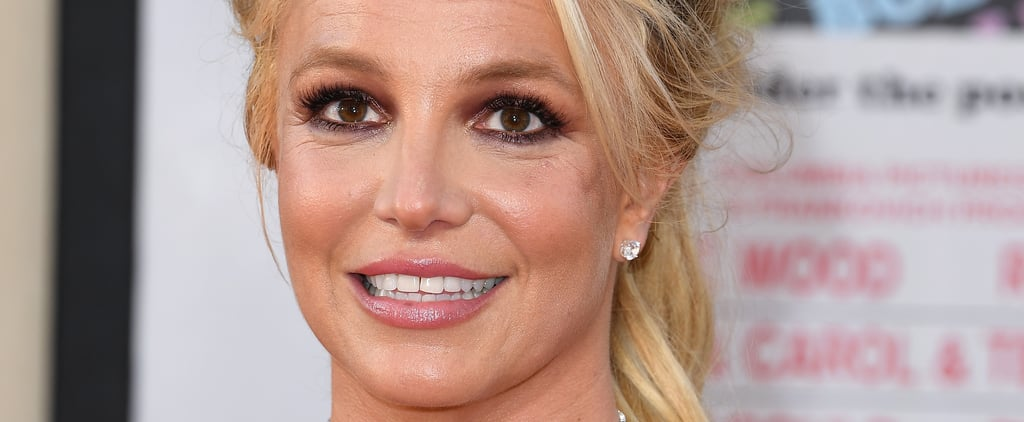 Britney Spears Dyed Her Hair Pink For Summer