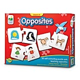 The Learning Journey: Match It! — Opposites —Self-Correcting Puzzle Set