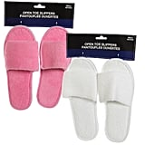 Open-Toe Slippers ($1)