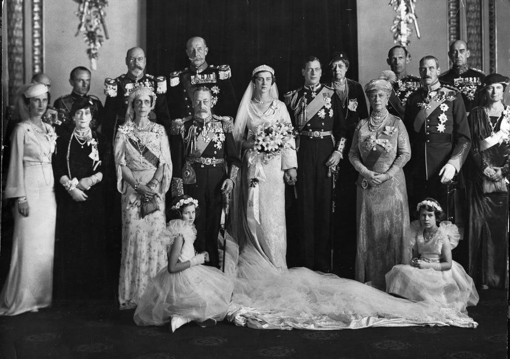 Princess Elizabeth and Princess Margaret