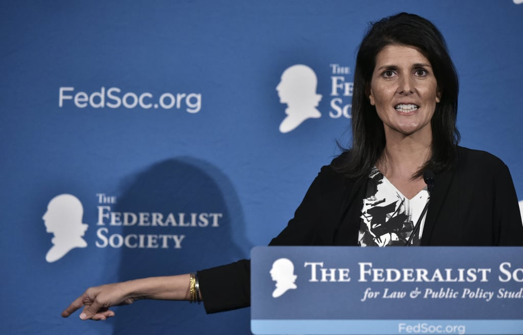 Everything You Need to Know About Rising Republican Nikki Haley, Trump's Pick For UN Ambassador