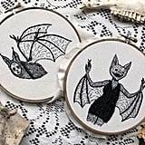 Halloween-friendly handcrafts