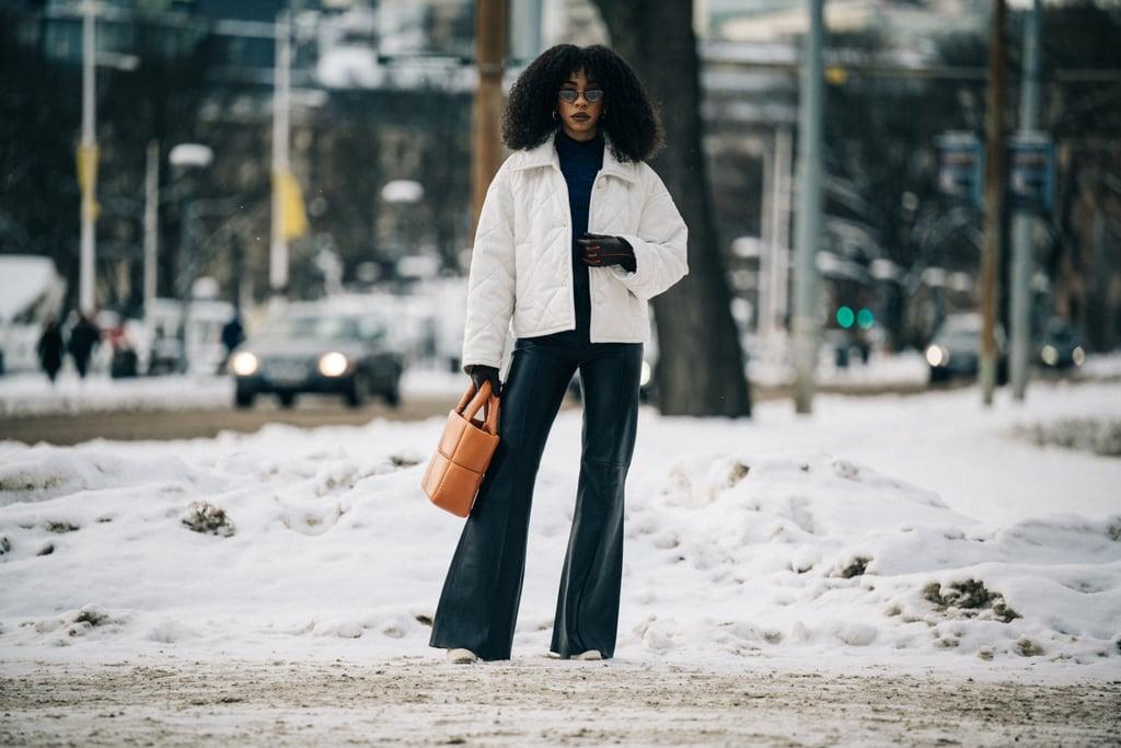 Stockholm Fashion Week Street Style's Best Outerwear Trends